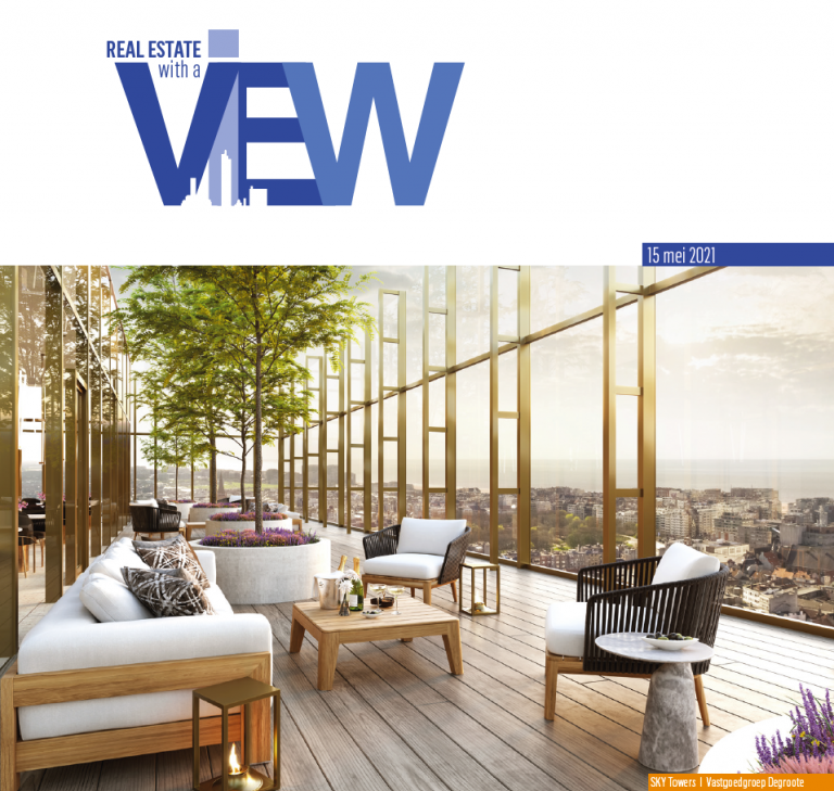 SKY Towers Real Estate With A View cover